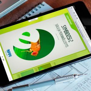 Symbioosi 2 iPad Minissä